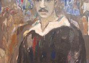 Autoportret artysty wykonany przez przyjaciela z lat młodości