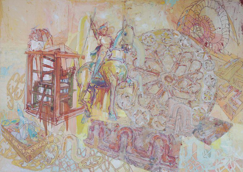 sylwia-godowska-joanna-darc-obraz-temperowy-collage-100x140cm