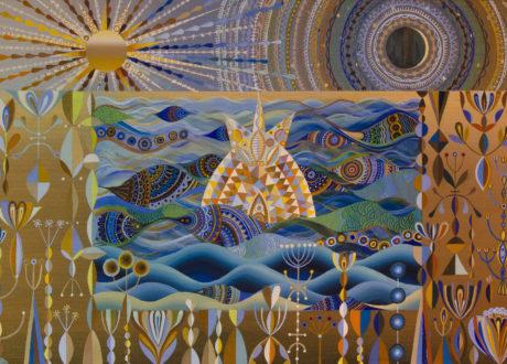 Malarska historia Jeziora Szmaragdowego