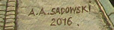 Sygnatura Andrzeja A. Sadowskiego