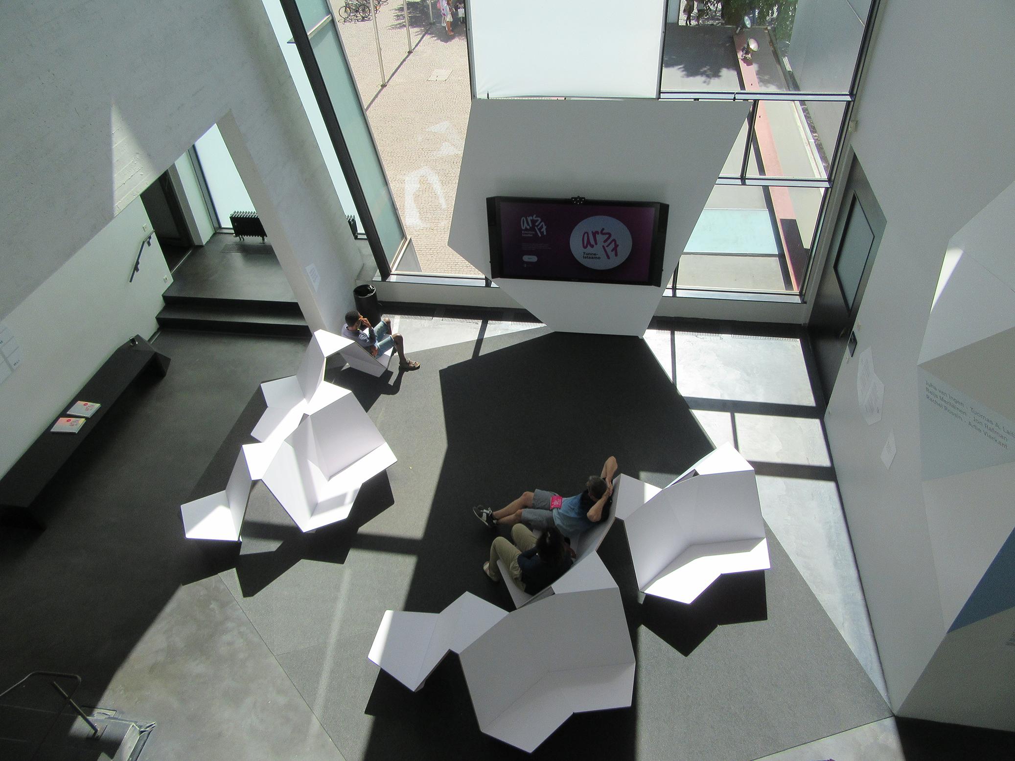 Muzeum Sztuki Współczesnej Kiasma w Helsinkach