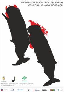 Plakat I Biennale Plakatu Ekologicznego
