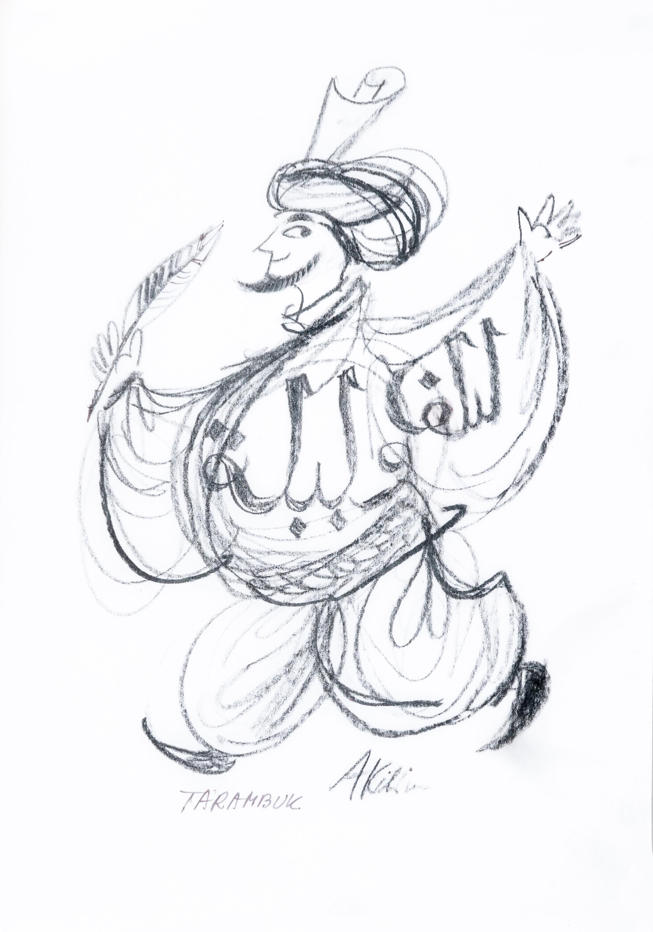 Rysunek Adama Kiliana