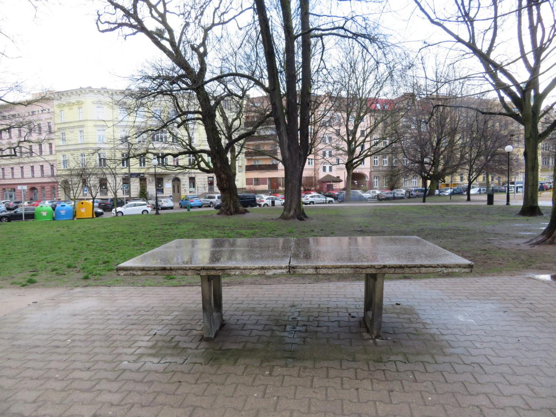 W Parku generała Władysława Andersa w Szczecinie