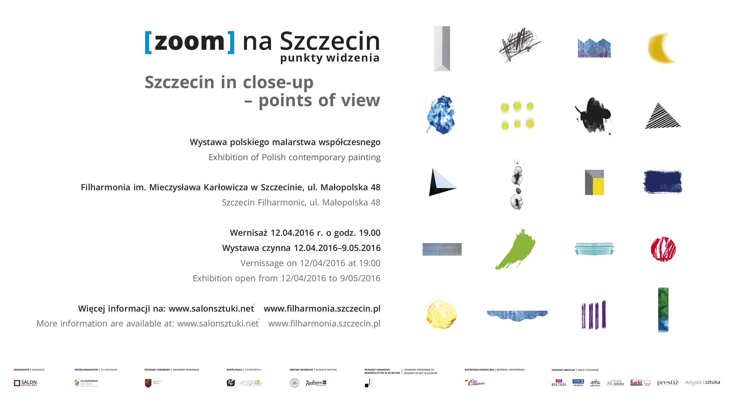 Zoom na Szczecin Punkty widzenia