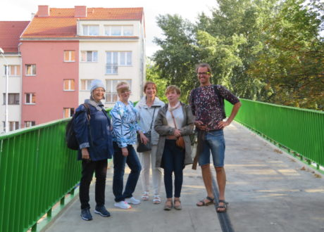 Spacer po Szczecinie, MIASTOCHODZIK Pawła Kuli!