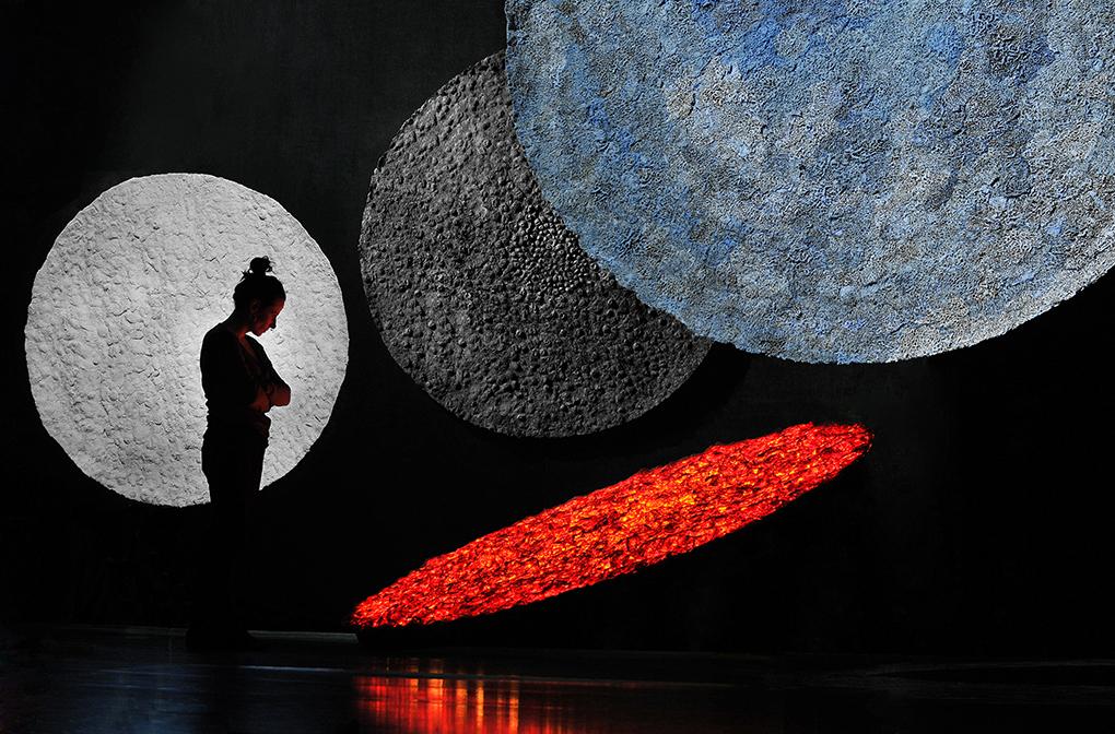 """Magdalena Soboń, """"3 sekundy do Marsa""""."""