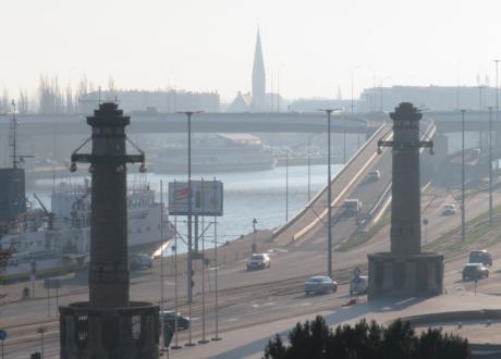 O prezencie na 75-te urodziny Szczecina. Odcinek 2