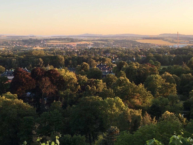 Widok okolic Helfenberger Grunf https://www.komoot.com/smarttour/140398 – dostęp 9.12.2019