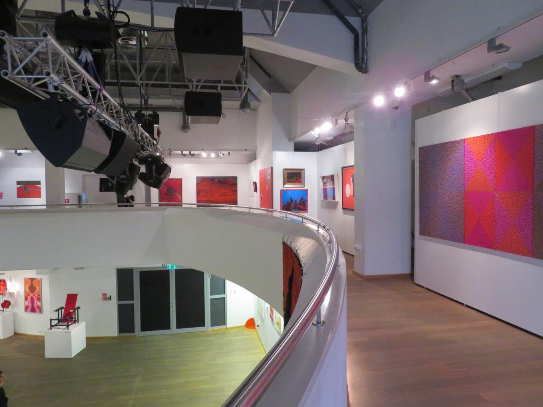 """Wystawa w Państwowej Galerii Sztuki w Sopocie, """"Nazywam się Czerwień"""", 2019"""