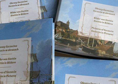 """O albumie """"Obrazy Szczecina. Szczecin w obrazach"""""""