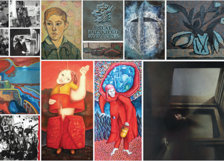 Co wiesz o plastyce szczecińskiej? Cz. 1 / What do you know about the art of Szczecin? Part 1