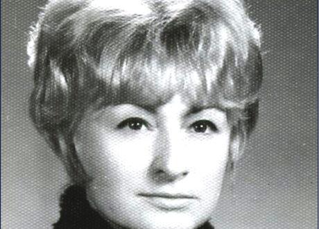 Zofia Zdun-Matraszek. Szczecińska projektantka mody i malarka